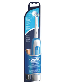 Opzetborstels compatible Oral-B Braun Pro Health